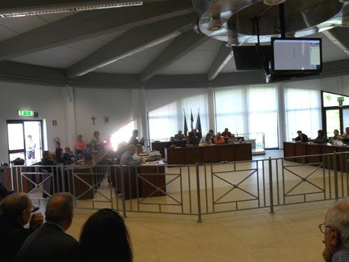 Consiglio del V Municipio