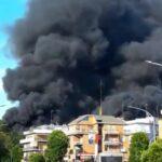 Incendio Battistini
